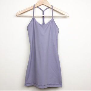 Lululemon • Grey Classic Power Y Tank • 2